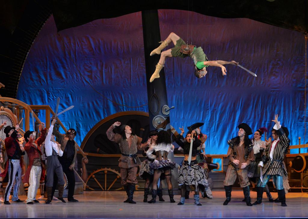 Jean-Pierre Bonnefoux's Peter Pan