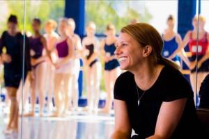Hope visits Charlotte Ballet in July 2016