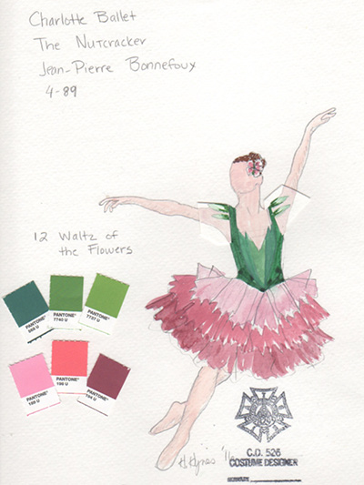 Blog_Nutcracker costumes_Waltz of the Flowers